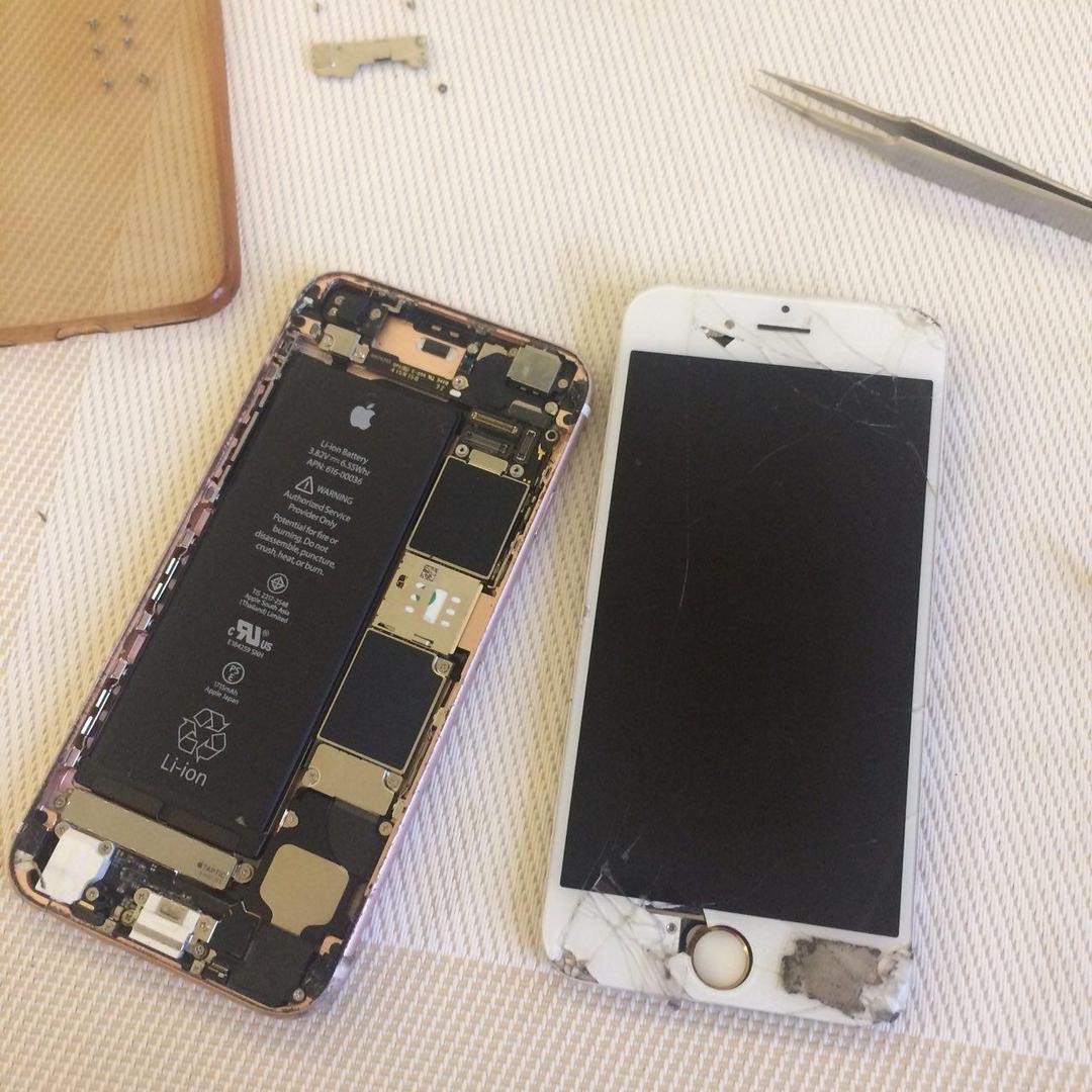 замена экрана выезд мастера iphone 5