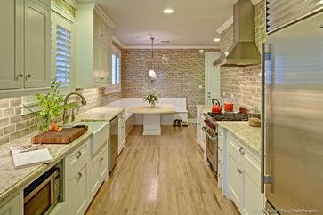Image detail for -Craftsman Style Kitchen Cabinets Design, Pictures, Remodel, Decor and ...