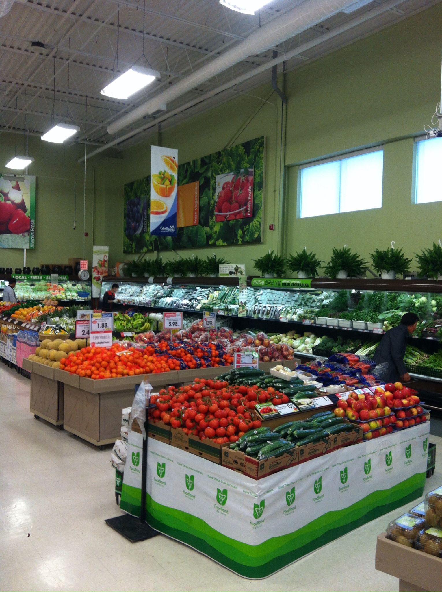 White apron galleria 7 - Galleria Supermarket Toronto 865 York Mills Rd