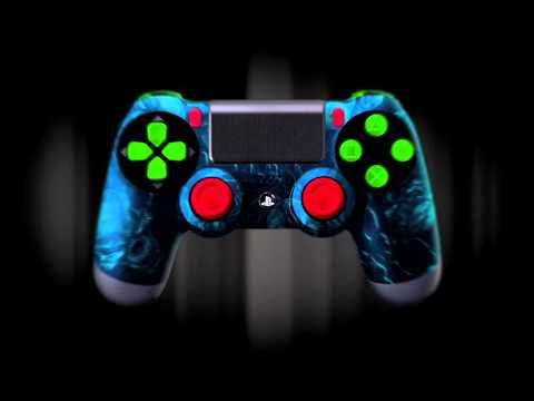 Custom Ps4 Controllers Presented By Evil Controllers Youtube