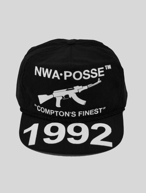 vintagexlife  NWA Snapback  6118da344ce6