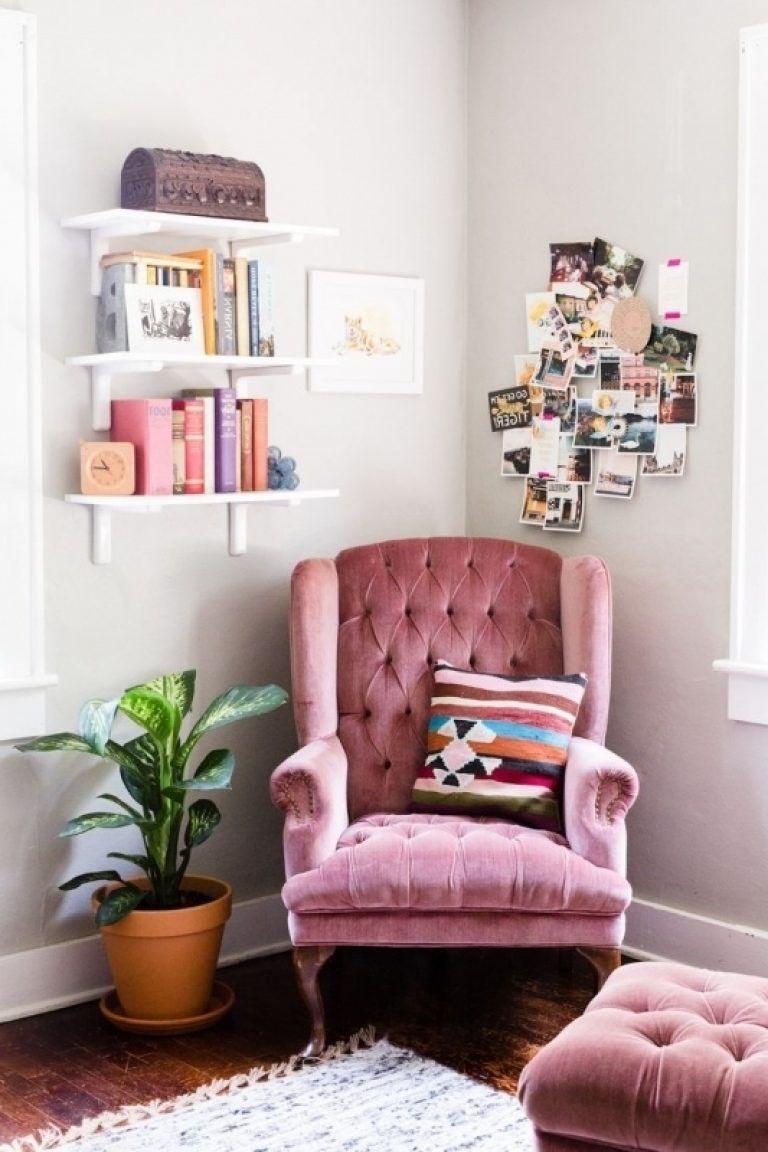 corner reading nook chair