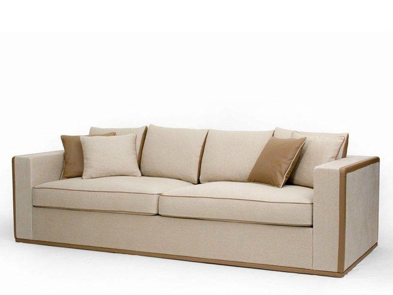 3 Seater Fabric Sofa Bombarda By Larforma Design Manuel Ferreira