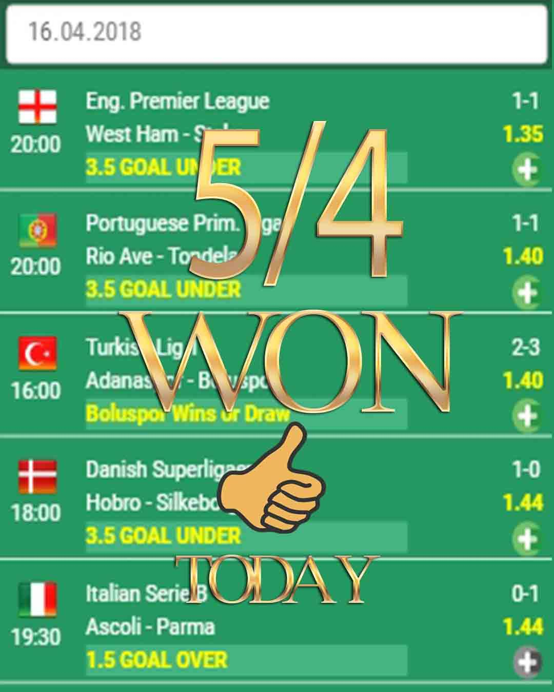 Football Betting Tipsters