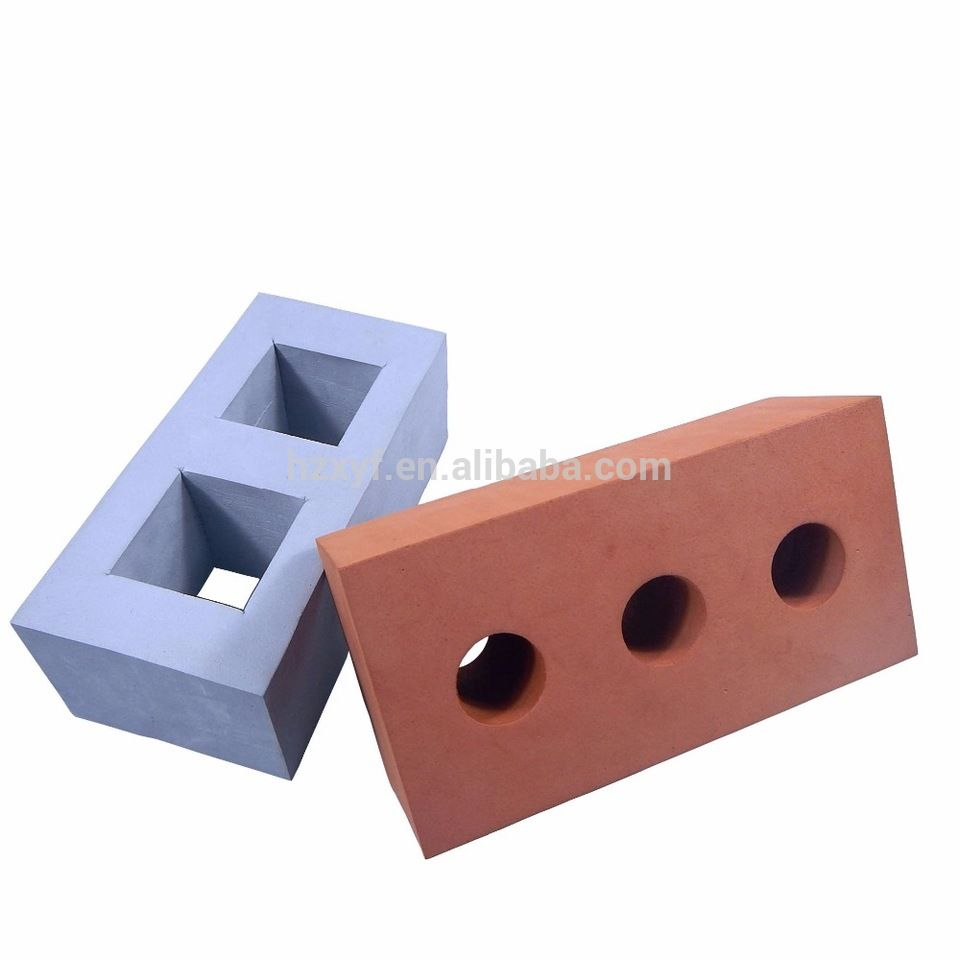 Foam building blocks for house construction