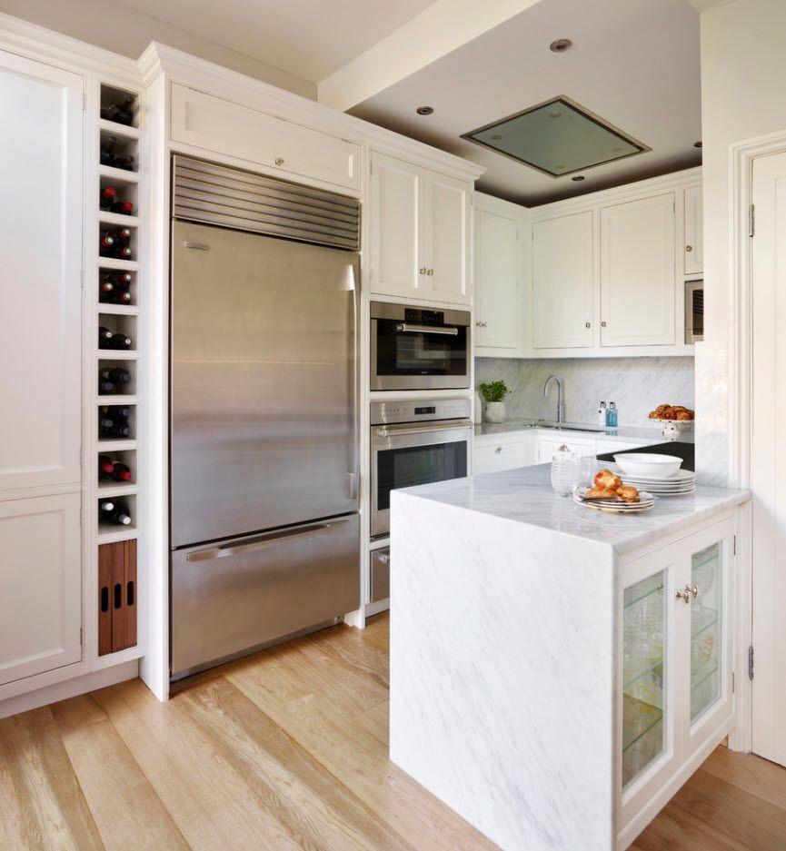 Kleines Küchendesign Ideen für   Küche Dekoration  Pinterest