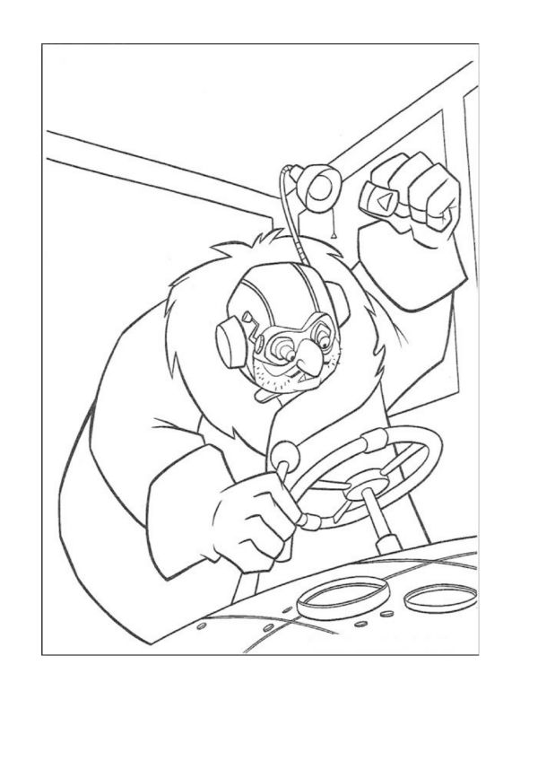 Dibujos para Colorear Disney 169 | Dibujos para colorear para niños ...