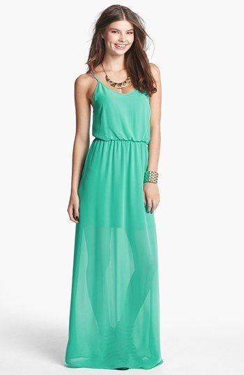 Maxi Dress | Junior maxi dresses