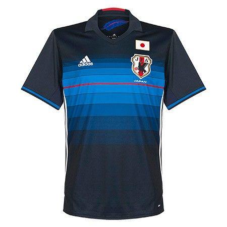 Camiseta de Japón 2016-2017 Local  Japan  Nipones  16a20f47243a3
