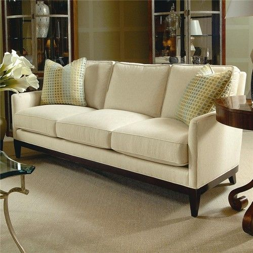 Elegance Sofa With Track Arms By Century Baer S