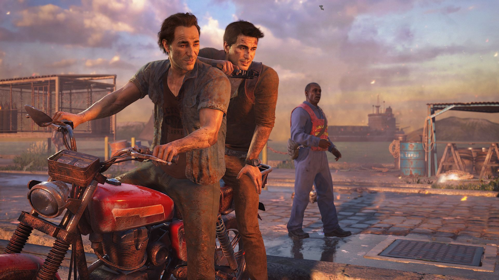 The Gamer Headlines Show EP 37: Uncharted 4's Scrapped Work and the Best/Worst of the Arkham Series