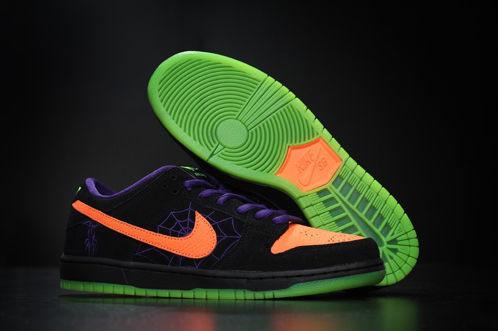 Do A Kickflip To Purchase The Nike Sb Dunk Low Night Of Mischief Via The Berrics Canteen Nike Sb Dunks Nike Sb Mens Vans Shoes