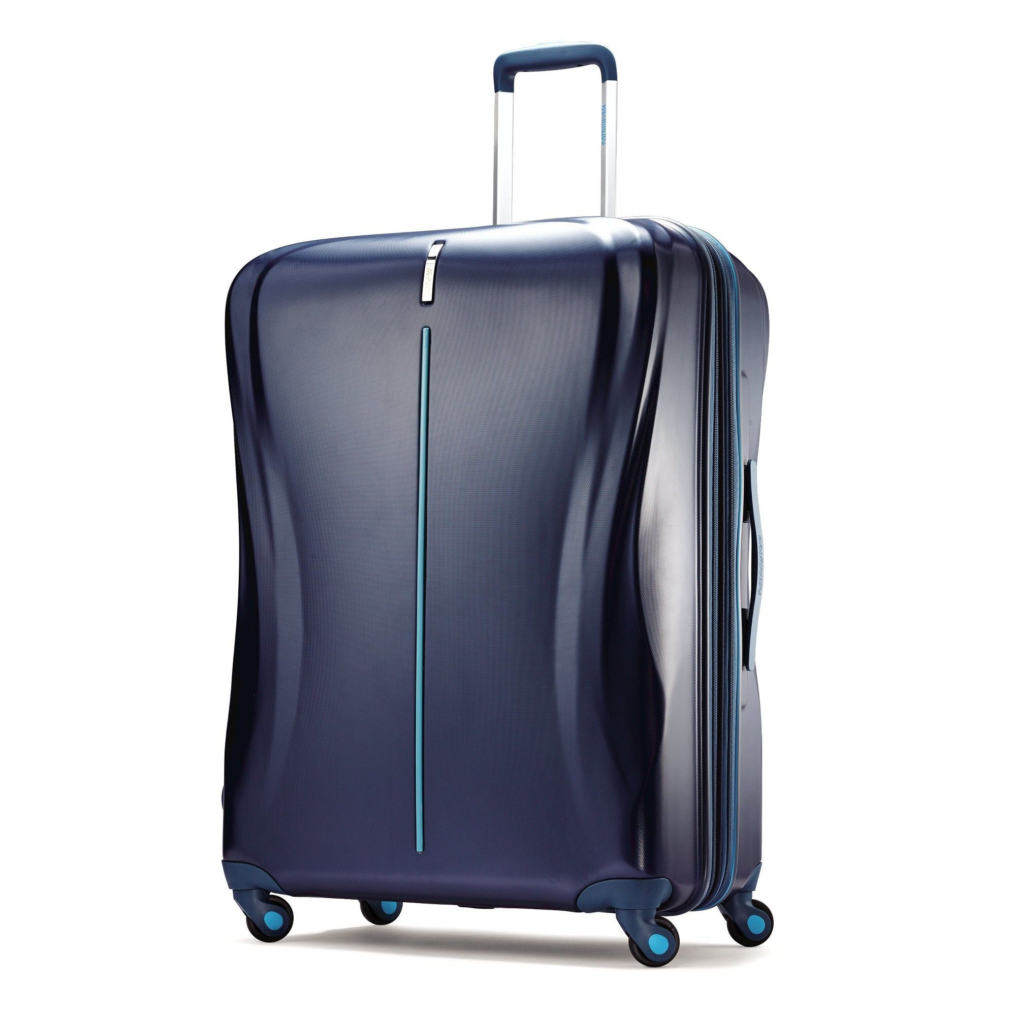 fcfd6c62171d American Tourister Avatar 28 Hardside Luggage - Blue