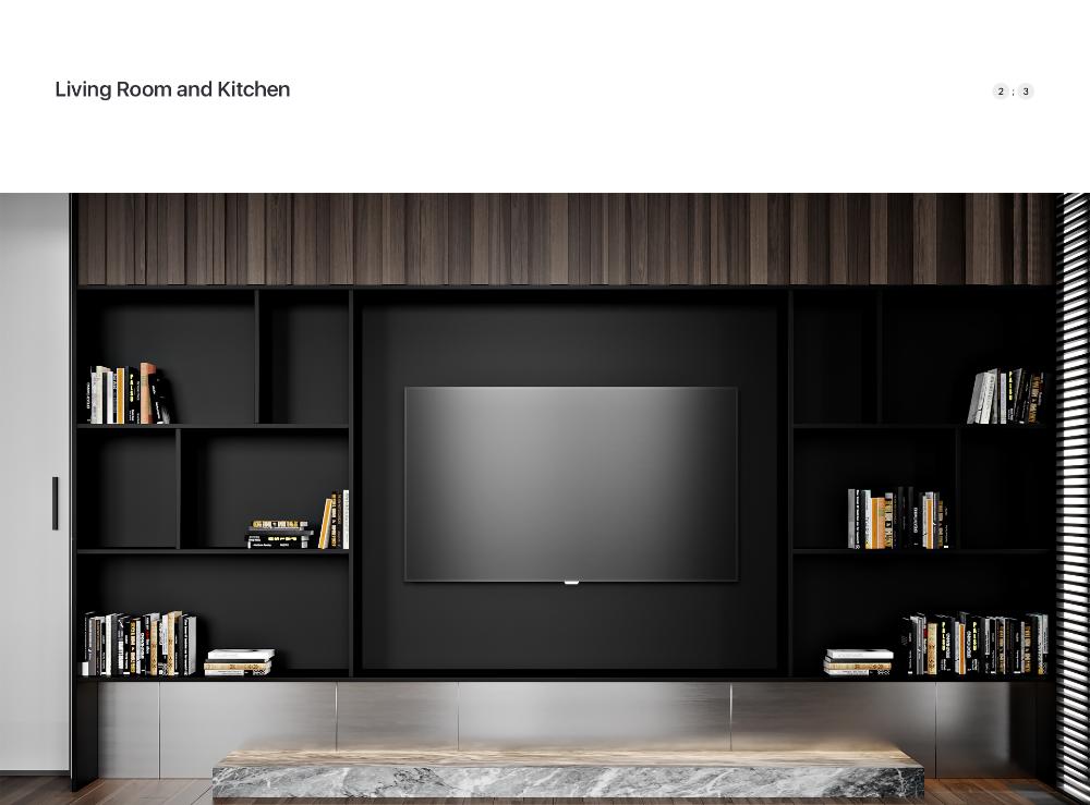 Cvetnoy 32 Interior Design On Behance Luxury Living Room Design Interior Design Interior