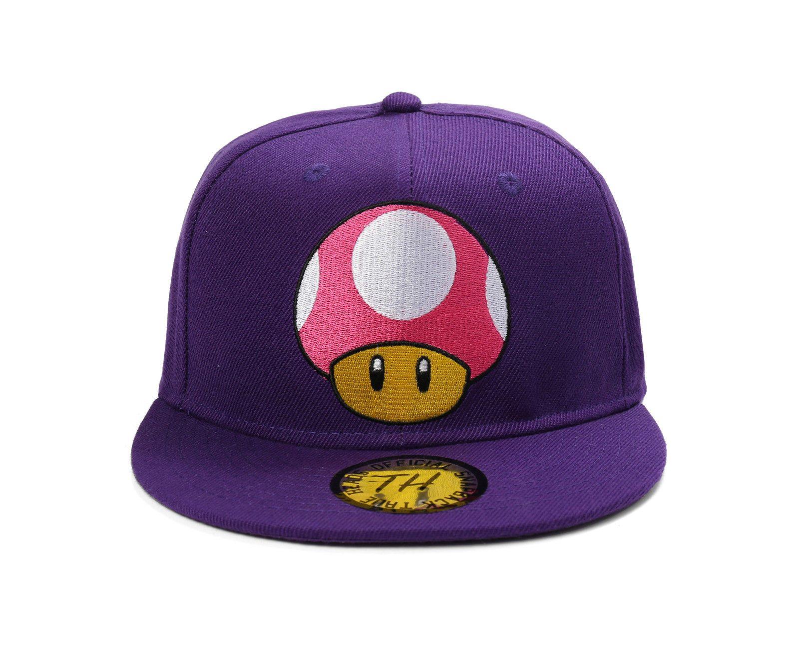 Underground Kulture Comic Snap Blue Snapback Baseball Cap