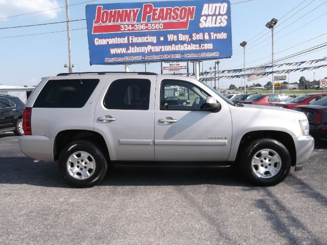 2008 Chevy Tahoe LT 4wd One Owner just like new inside and out .Its a must see and its on sale now priced to sell fast 15995.00 .If you are looking for a nice clean Tahoe you better stop shopping because you want find one this nice for this price call Javan Snowden 334-354-0123 or visit us online www.johnnypearsonautosales.com