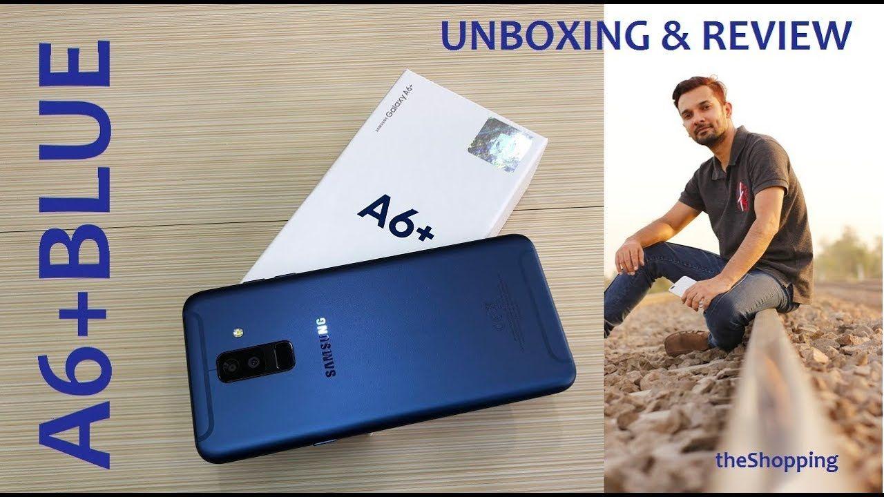 Samsung Galaxy A6 Plus Blue Samsung Galaxy Galaxy Samsung