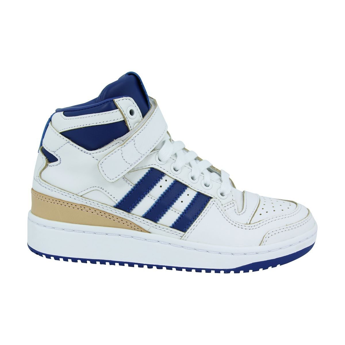 half off a8d41 96cf1 Baskets Montantes Cuir Forum Mid - Taille   36 38 39 40