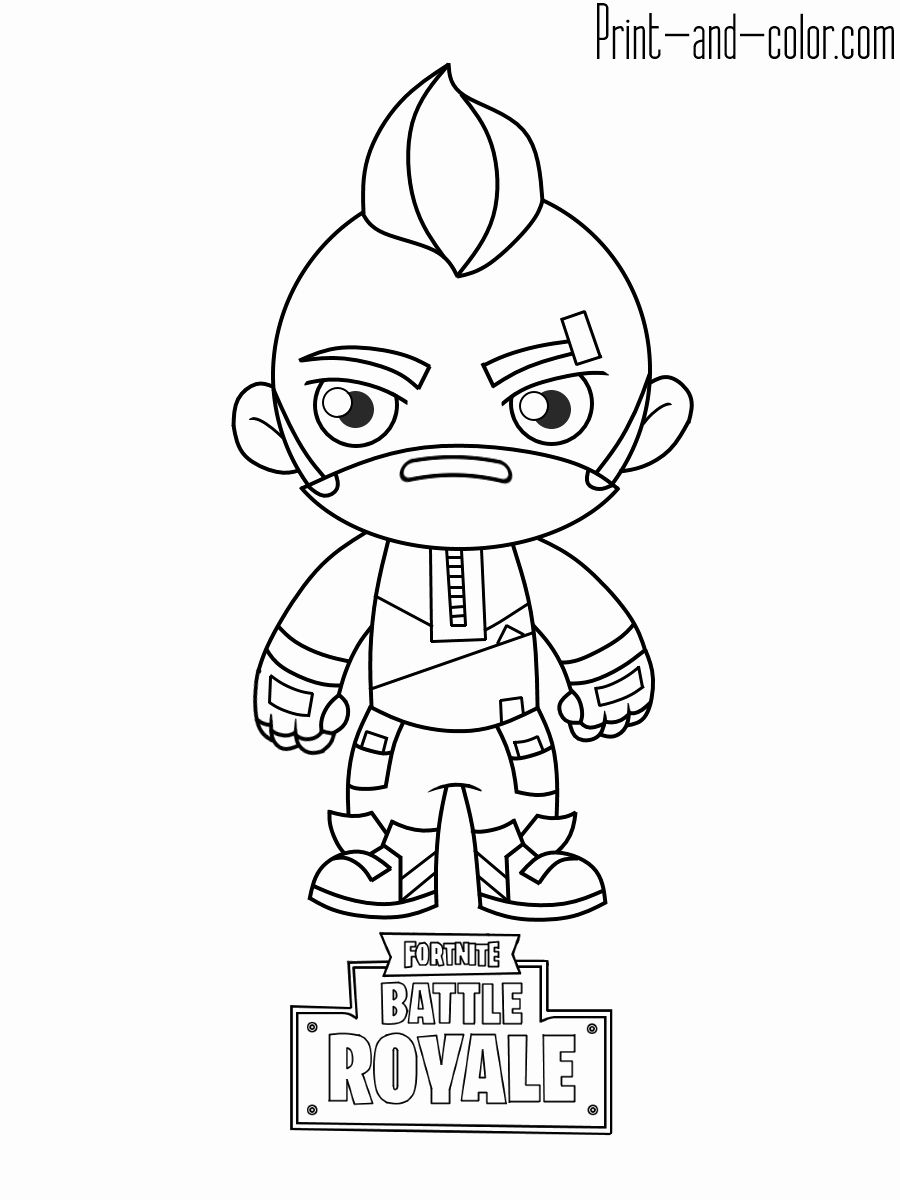Printable Fortnite Coloring Pages Luxury Fortnite Coloring Pages In 2020 Coloring Pages Drawing Videos For Kids Printable Coloring Pages