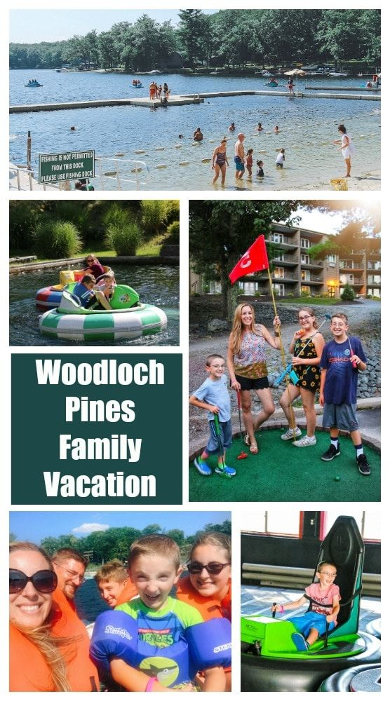 Woodloch Pines Resort Is Perfect For Your Next Family