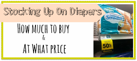 Southern savers diapers