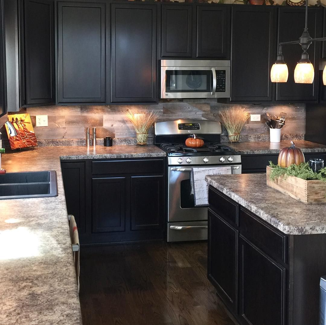 Kitchen No Backsplash: Pin By Bethanie Oder On Country Home