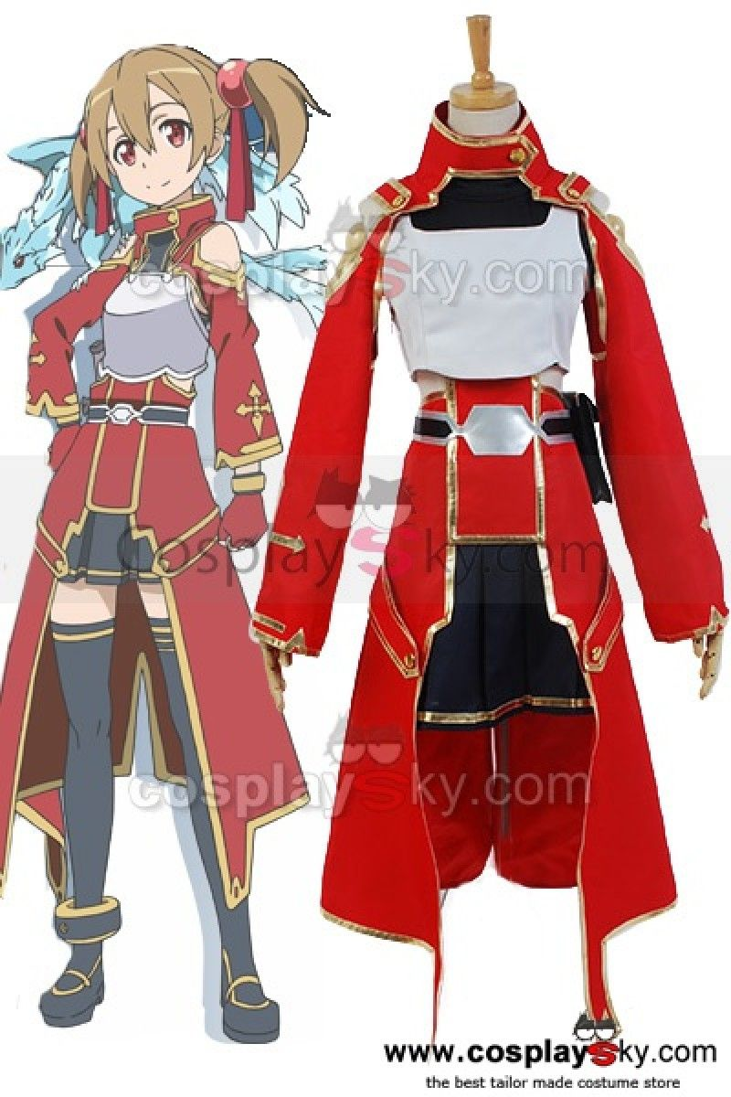 Cheap cosplay dress, Buy Quality costumes family directly from China costume  christmas Suppliers: Sword Art Online Silica Keiko Ayano Battle Suit  Uniform ...