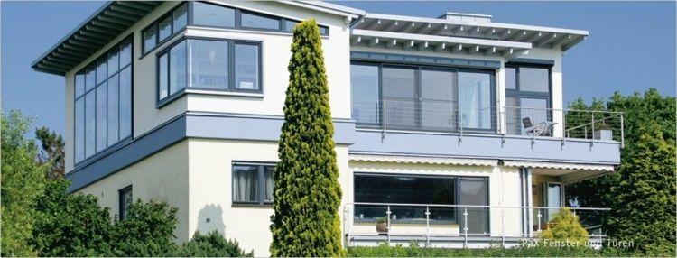Fenster und Türen von Pax aus Kunststoff