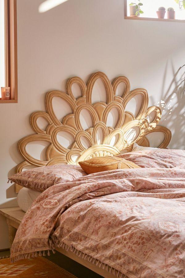 Photo of Magdalene Floral Headboard
