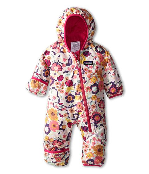 Patagonia Baby Reversible Puff Ball Bunting Review: Patagonia Kids Baby Reversible Puff-Ball Bunting (Infant
