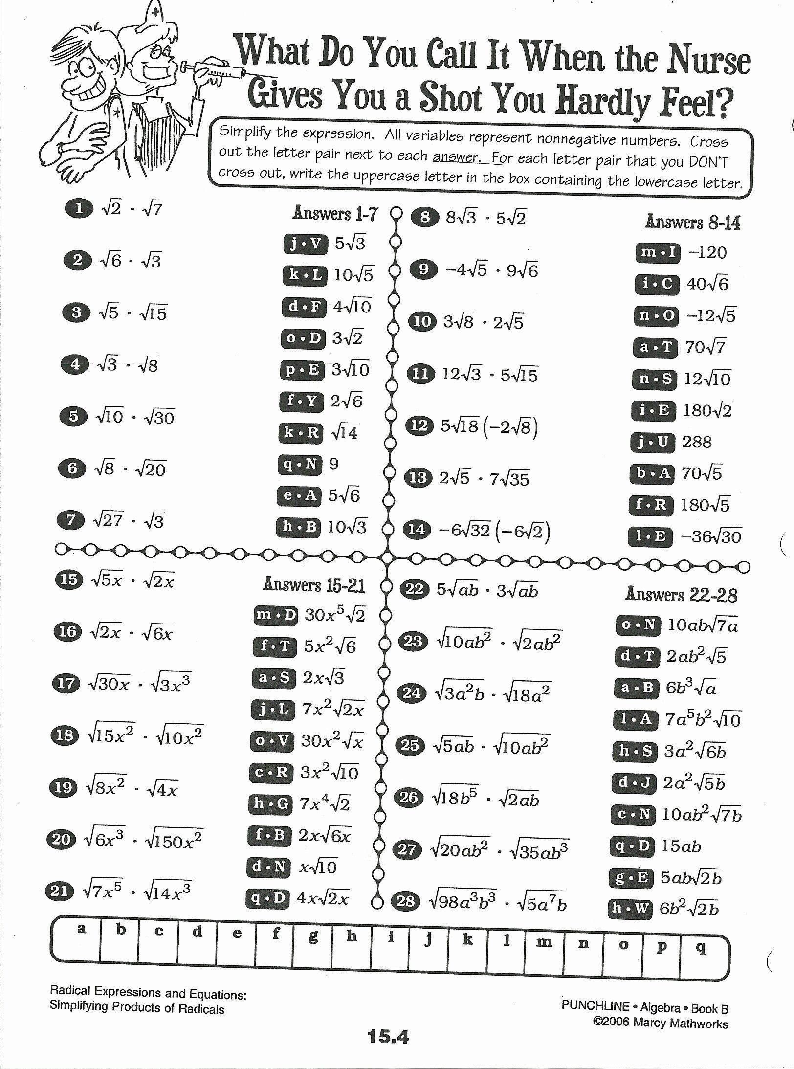 Simplifying Radicals Practice Worksheet Elegant Simplifying Rational Radicals Workshe In 2020 Simplifying Radicals Practices Worksheets Simplifying Radical Expressions