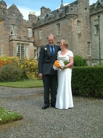Wedding At Glenapp Castle Formerly The Family Seat Of The Earl Of