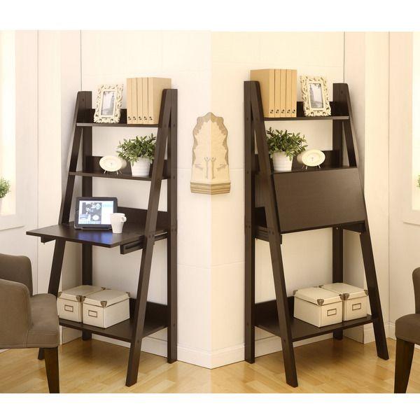 Furniture Of America Union 2-in-1 Bookcase/ Writing Desk