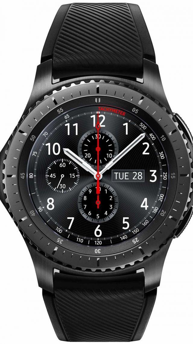 I Got One Samsung Gear S3 Frontier Smart Watch All Most The Best All Most Thank You Samsung Gear S3 Frontier Samsung Smart Watch Samsung Gear S