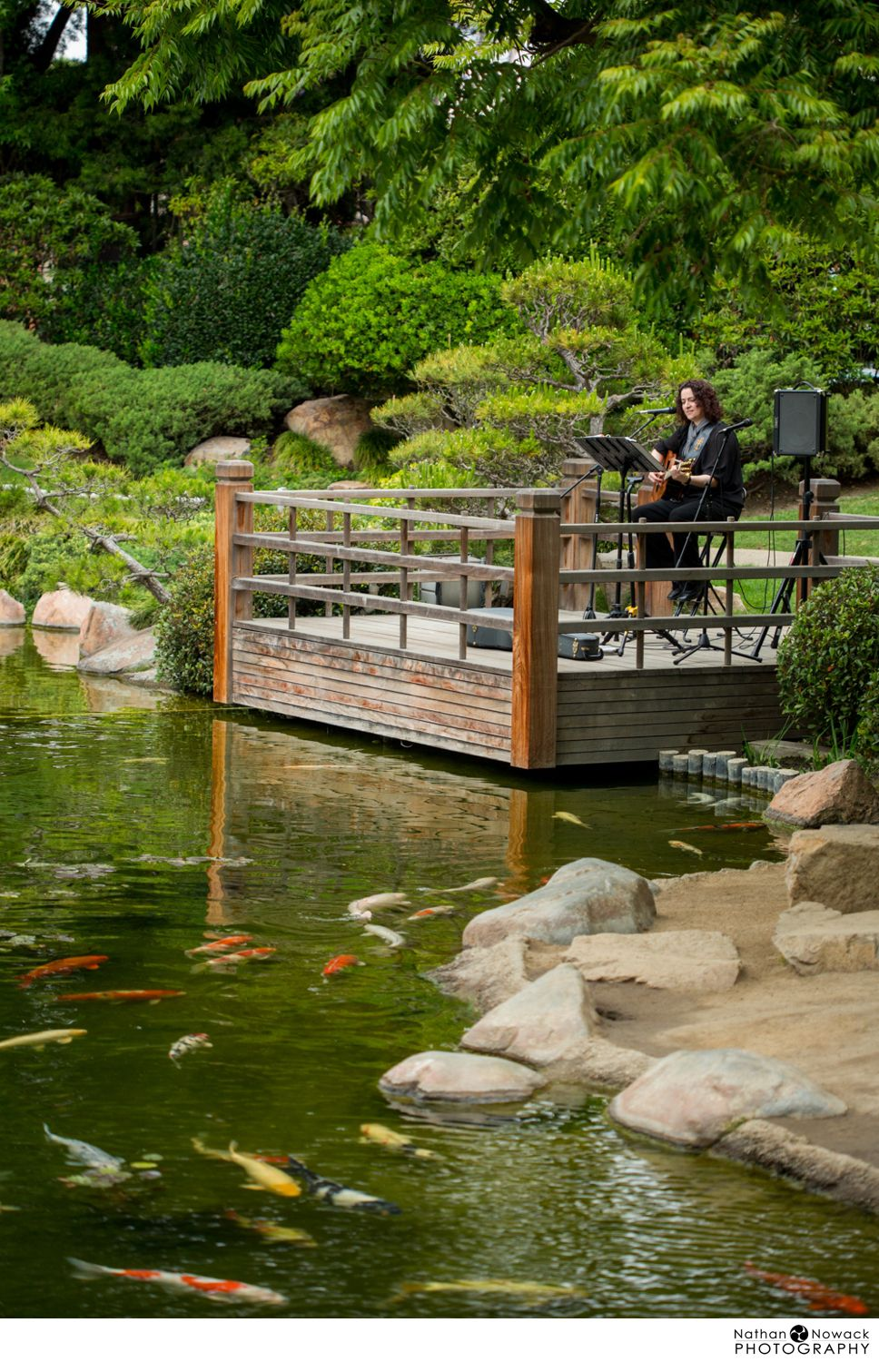 CSU Long Beach – Earl Burns Miller Japanese Garden Wedding – Sheryl ...