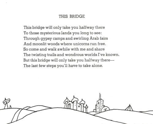 Best Shel Silverstein Quotes: Incarnate's Curious Traveller Wish