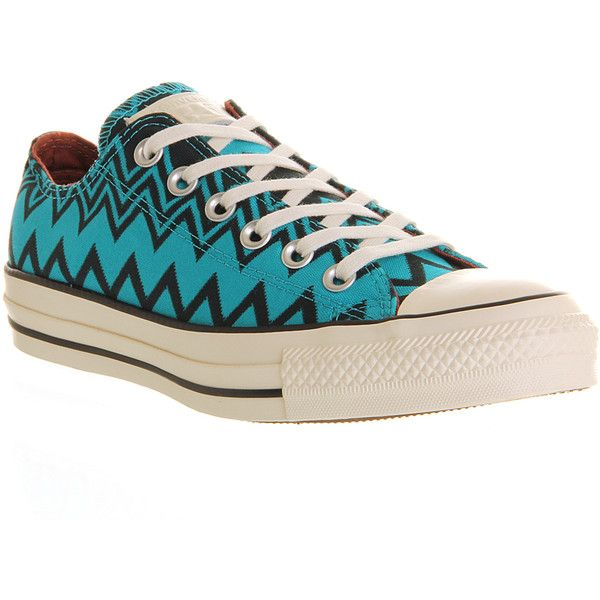 Converse All Star Low ($63) ❤ liked on Polyvore featuring shoes, sneakers, converse, trainers, hers trainers, missoni mediterranean black, kohl shoes, black trainers, rubber shoes et converse sneakers