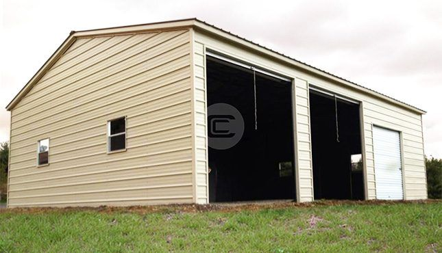 Best 20×31 Vertical Roof Side Entry Garage Garage Door Design 640 x 480