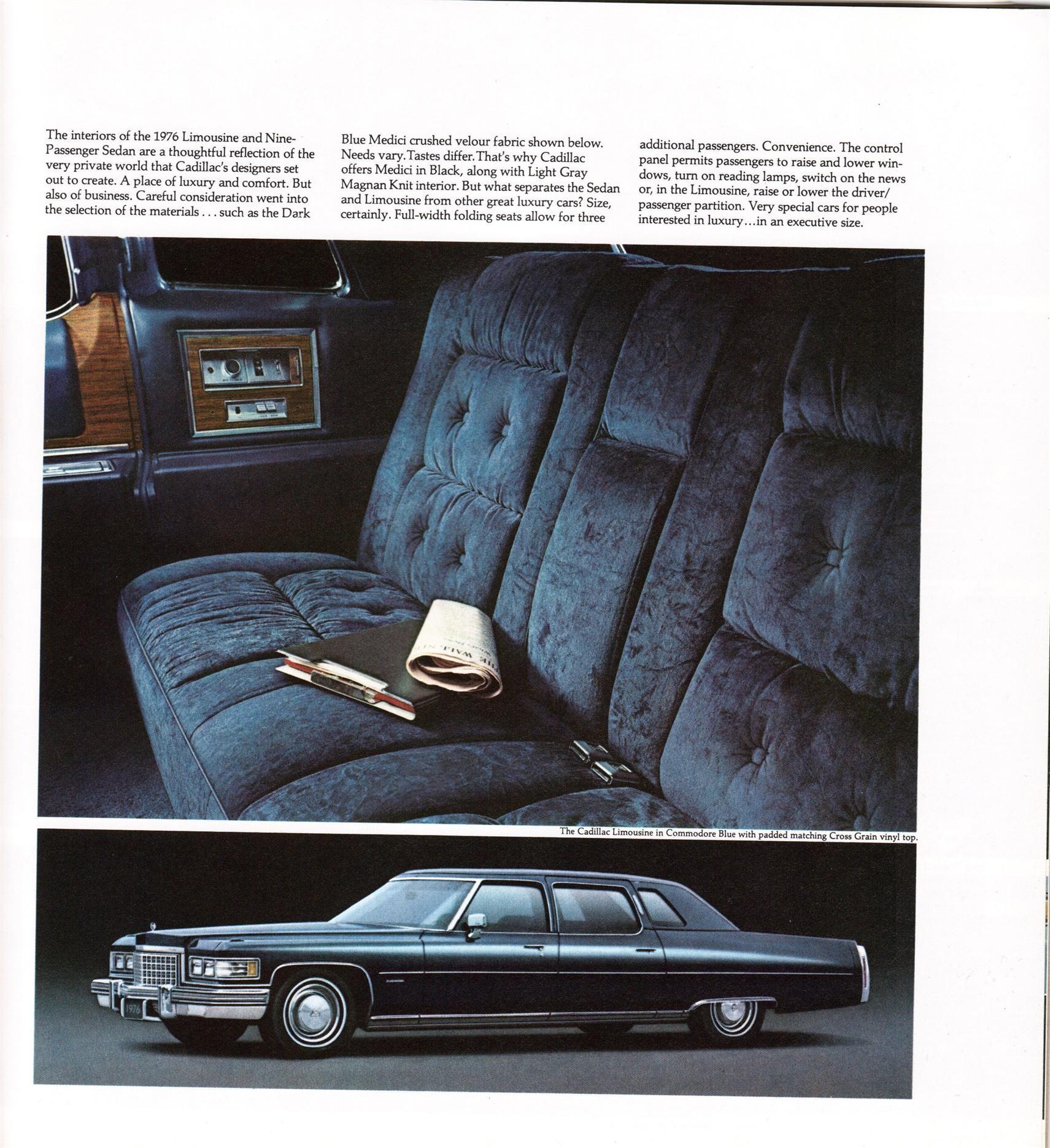 Wilson Cadillac: Cadillac Fleetwood, Cadillac Och Cadillac