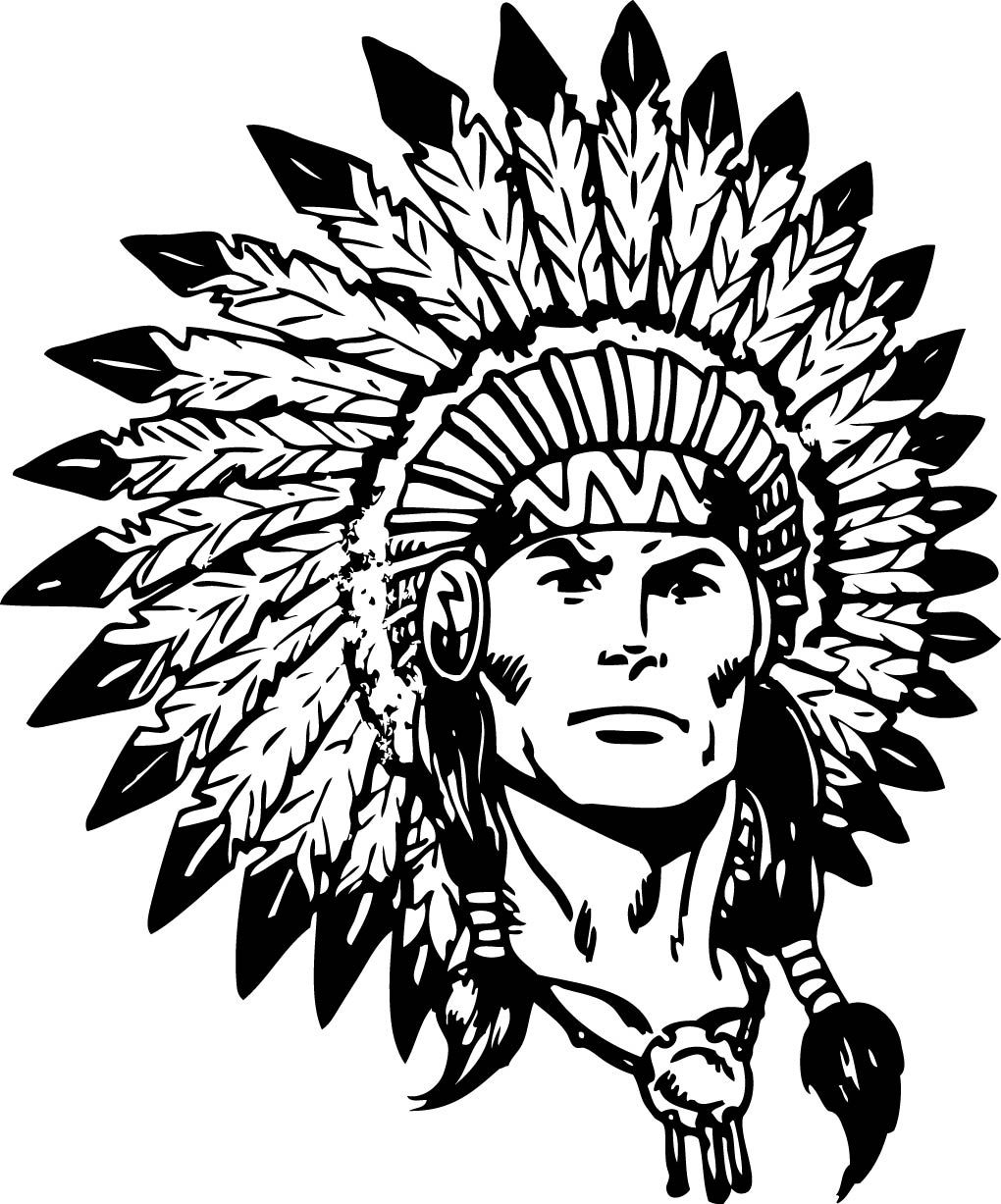 indian head mascot google search basketball pinterest indian rh pinterest com