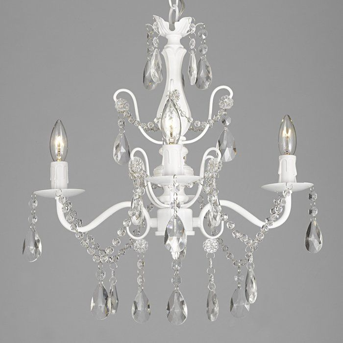 Padillo 4 Light Candle Style Classic Traditional Chandelier