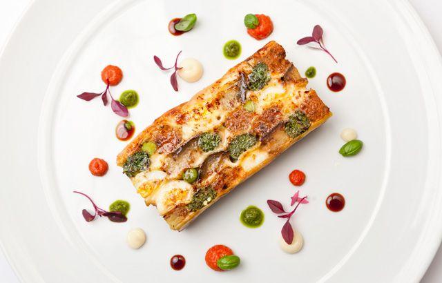 Lasagna pastachina