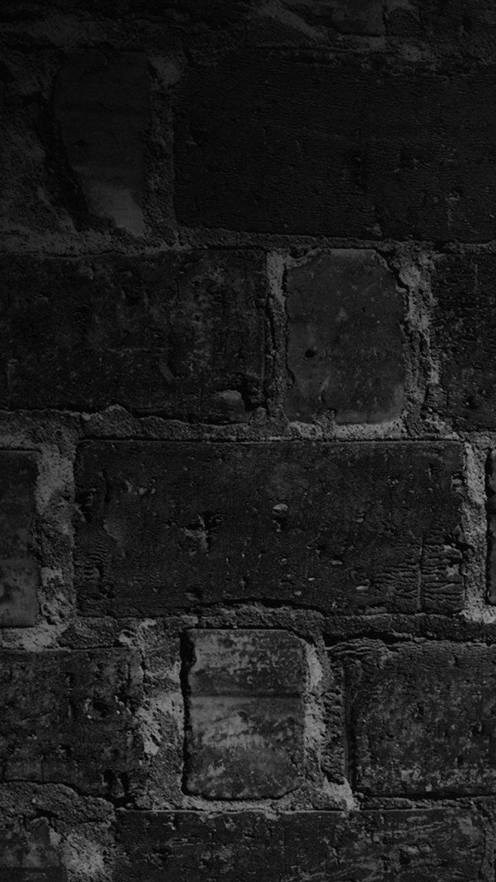 hd 720x1280 wall bricks black night nokia lumia wallpapers