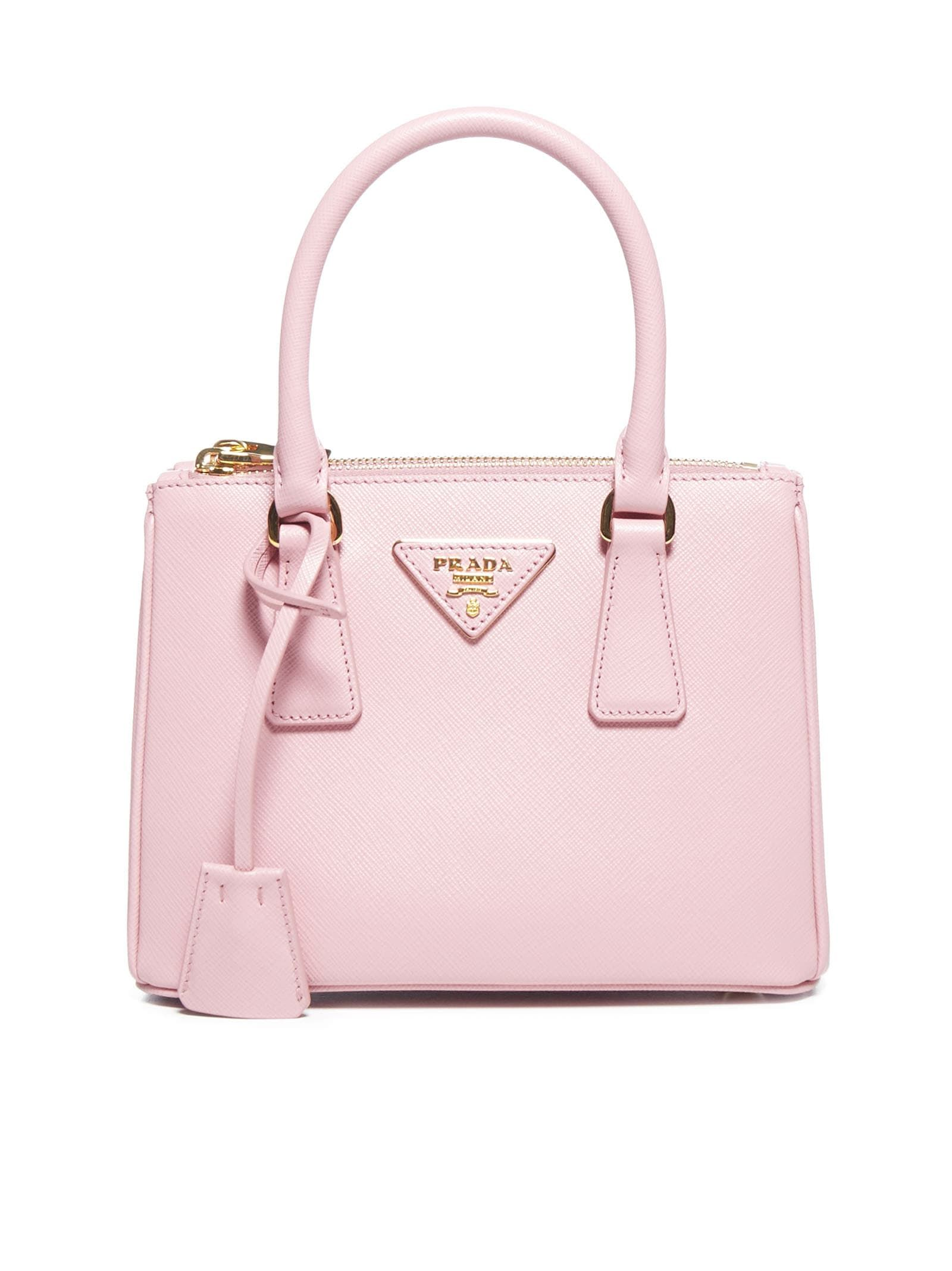 Photo of Best price on the market at italist | Prada Prada Galleria Mini Tote