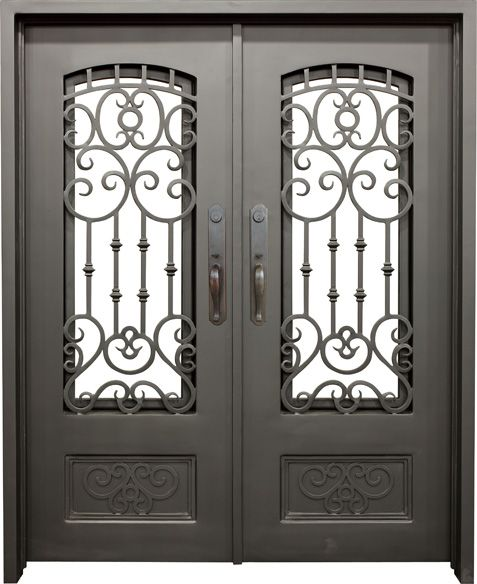 Wrought Iron Gates And Steel Barriers: Swing Gates Metal Gate Metal Door Automatic Gate Wrought