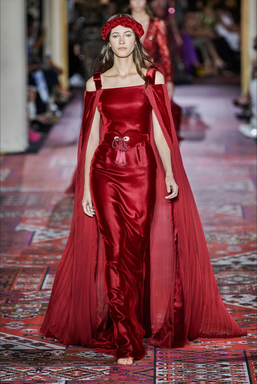Sfilata Zuhair Murad Parigi – Collezioni Primavera Estate 2020 – Vogue