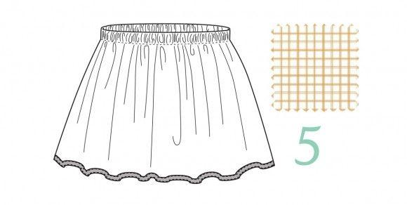 summer wardrobe edit 5: lazy days skirt