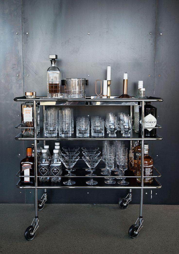 Tres Bon Gout Moderne Hausbar Wohnen Hausbar Designs