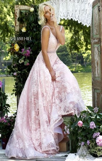 Sherri Hill Bridal 2016 #11314 | engagement/wedding | Pinterest