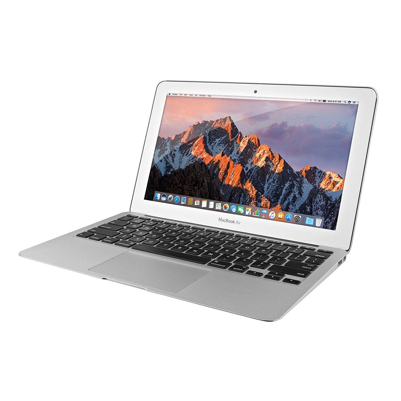 Amazon Com Apple Macbook Air Mjvm2ll A 11 6 Inch Laptop 1 6 Ghz Intel I5 128 Gb Ssd Integrated Intel Hd Graphi Apple Macbook Good Cheap Laptops Laptop Cheap